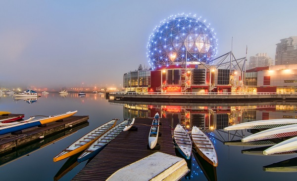 Science World Vancouver BC