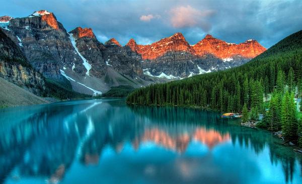 Rocky Mountains Vancouver-Canada